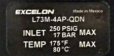 Norgren L73M-4AP-QDN Air Line Lubricator