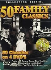 50 Family Classics Collectors Edition Brand New DVD 50 Shows on 4 Discs