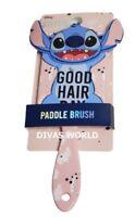Disney Lilo & Stitch Paddle 3D Hair Brush Ladies Comb Hair Accessories Primark
