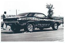 "1970s Drag Racing- ""MOTOWN MISSILE""-DON CARLTON-1971 PRO Challenger-ENGLISHTOWN"