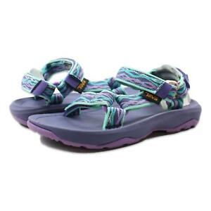 TEVA Youth Girls Hurricane XLT2 Sandals Sea Purple 1 New
