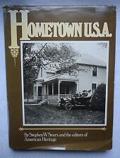 Hometown U. S. A. by American Heritage Publishing Staff and Stephen W. Sears (19