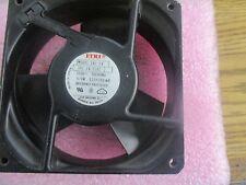 ETRI Model: 141 LV  Fan.  115V, 9/8W.  Tested Good<