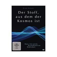 BRIAN GREENE - DER STOFF, AUS DEM DER KOSMOS IST... DVD DOKUMENTATION NEU