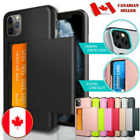 For Apple iPhone 12 11 Pro XS Max X XR XS 7 8 Plus Heavy Duty Case Wallet Cover