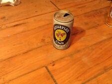 vintage Bavarian Club tab top steel beer can Pull