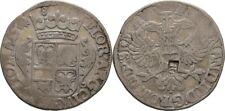 Gulden zu 28 Stuiver 1686 Niederlande Gelderland Nijmegen, Silber #Alb.2368