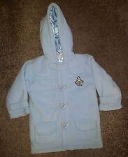 Brand New Baby Blue Fleece Jacket - 24 Months