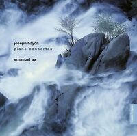 EMANUEL AX - CONCERTOS FOR PIANO AND ORCHESTRA  CD NEW HAYDN,JOSEPH
