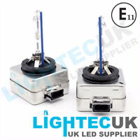 2x D1S D1R HID XENON BULBS OEM DIRECT REPLACEMENT HEADLIGHT  LAMP 66140 66144 UK