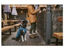 New listing Nwt! Ruffwear Stumptown Quilted Dog Coat Metolius Blue Sz Small S