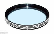 43mm Vemar 82A Lens Filter