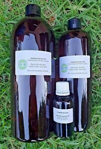 CHEAPEST 100% Pure Jojoba Oil Organic Cold Pressed Aussie Seller (FREE POSTAGE)