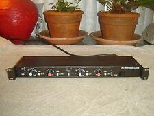 Electro-Voice EVT EX-18 EV Tapco, 2 Ch Electronic Crossover, Mono 3 Way, Vintage