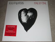 FOO FIGHTERS - ONE BY ONE - DOUBLE LP - NEW