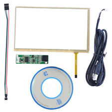 7 Inch 4 Wire Resistive Touch Screen Panel Digitizer for INNOLUX AT070TN92 LCD