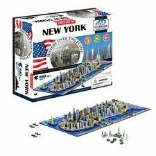 4d Cityscape Time Puzzle NEW YORK CITY storia nel tempo KIT Modello Puzzle