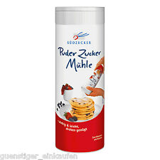(23€/KG) 250 g Südzucker Zucchero a velo Mühle dosare decorare cuocere forno