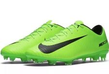 Nike Mercurial Veloce Iii 3 Fg Soccer Cleats Boots Volt Green Mens Size 13 $110*