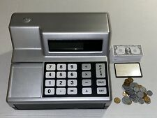Pottery Barn Toy Cash Register and Money Set Learning Resources Credit Card