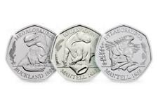 Rare Cheap Collectable  2020 Dinosaur Collection Great British Coin Hunt 50p