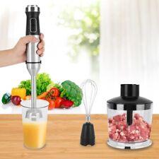 1100W Household Multi-Purpose Hand-Held Blender Mixer Meat Grinder EU Plug