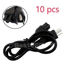 Lot10 3 prong Power Cord Cable For Compaq Ibm De