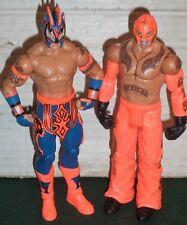 WWE WRESTLING FIGURES MATTEL KALISTO & REY MYSTERIO