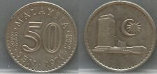 Malaysia Maleisië - 50 Sen 1971