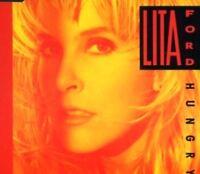 LITA FORD hungry (CD, single, PD49266, Germany, rca, 1990) hard rock, metal