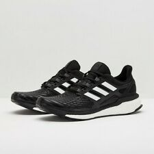 New Adidas Energy Boost Running Shoes Athletic Training Sneakers Gym Black-White