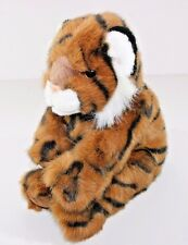 "Ty Classic Baby Bengal Tiger Retired Stuffed Plush Toy 13"" Soft Floppy Lovey Toy"