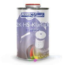2k HS Klarlack glänzend LACK Autolack 1 Lite Dose