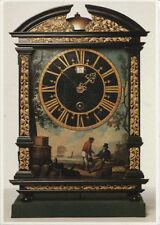 Alte Kunstpostkarte - Museum voor het Nederlandse Uurwerk -Haagse Klok, ca. 1690
