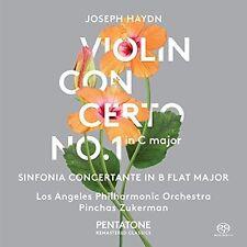 Haydn / Los Angeles - Violin Concerto No. 1 in C Major - Sinfonia [New SACD]