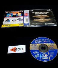 TAIKEN SUAVE SHU-MANJI-Dragon Slayer PC ENGINE SUPER CDROM2 Turbo Grafx-16 Jap