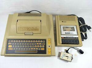 Atari 400 Computer System Console + 410 Program Recorder UNTESTED