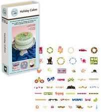 NEW!!  Cricut cartridge Holiday Cakes!!  Use with any cricut machine!!  RARE!!