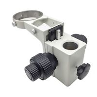 Stereo Microscope Adjustment Focus Arm Head Holder Ring Diameter 76 mm 65mm 52mm
