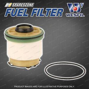 Wesfil Fuel Filter for Mazda BT-50 UP 2.2L 3.2L TDCi Refer R2724P