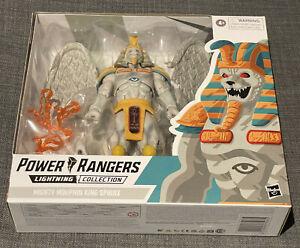 Power Rangers King Sphinx | Lightning Collection | Mighty Morphin Monster | NEU