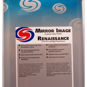 AutoSmart Mirror Image Premium Car Polish Wax Bond Shine 5L FAST DELIVERY