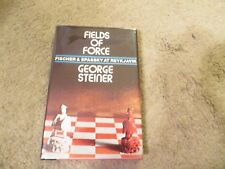 Vintage Allan Troy Chess Book-Ed #3/new-Fields of Force