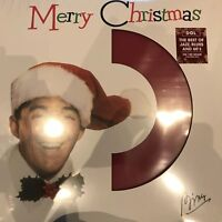 BING CROSBY 'MERRY CHRISTMAS' NEW 180 GRAM RED VINYL LP