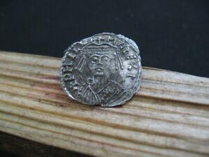 +PILLEMV REX WILLIAM I the CONQUEROR 1068-1070 AD NORMAN SILVER Ar PENNY 1,70 gr