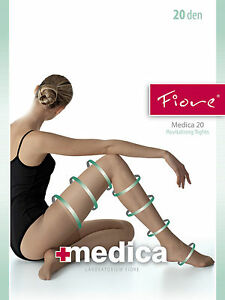 Tights FIORE Medica 20 Denier Den Anti-cellulite action shapping revitalising