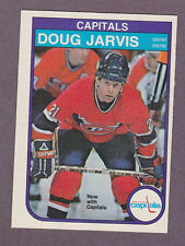 1982-83 OPC O-Pee-Chee Hockey Doug Jarvis #367 Montreal Canadiens Capitals NM/MT