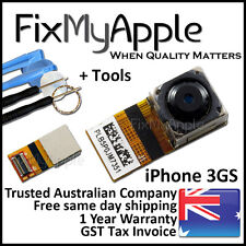 iPhone 3GS OEM Original Rear Back Facing Camera New Replacement Flex Cable Tools