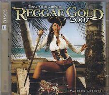 REGGAE GOLD 2007 - various artists CD