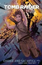 Tomb Raider Volume 2 Choice and Sacrifice paperback Trade TPB Dark Horse